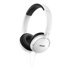 אוזניות חוטיות Philips SHL5000 פיליפס לבן