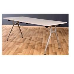 שולחן משרדי רגל מתקפלת 180X80 ס'מ