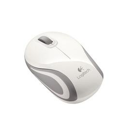 עכבר אלחוטי Logitech M187 לבן