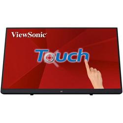 מסך מחשב טאץ Full HD Viewsonic TD2230
