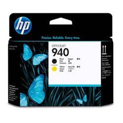 ראש הדפסה C4900A HP שחור וצהוב (940)
