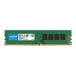 זיכרון Crucial DIMM 4GB DDR4 2666Mhz