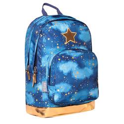 תיק גב סטיילוש כחול כוכבים