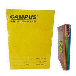 מחברת סיכה 40 דף A5 CAMPUS