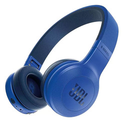 אוזניות JBL E45BT Bluetooth כחול