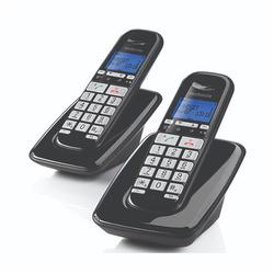 טלפון אלחוטי + שלוחה מוטורולה S3002