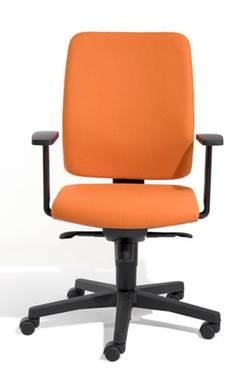 כסא משרדי קוודרה גב גבוה קיסר