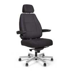 כסא מנהלים לכבדי משקל פורטה