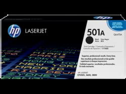 טונר לייזר HP Q6470A שחור 6000 דף