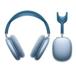 אוזניות אלחוטיות Apple Airpods Max Sky Blue אפל MGYL3ZM/A