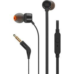 אוזניות חוטיות JBL T110 שחור