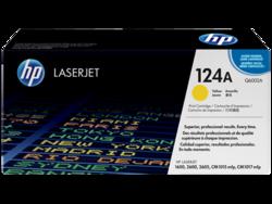 טונר לייזר HP Q6002A צהוב