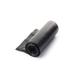 שקיות אשפה עם שרוך 65*52 20 יח' שחור איכותי