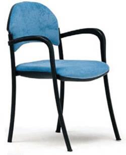 כסא משרדי אורח וולה ידיות למשרד