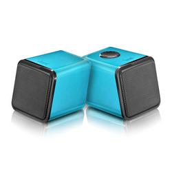 רמקולים למחשב DIVOOM IRIS 02 כחול