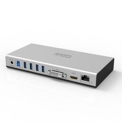 תחנת עגינה אוניברסלית USB 3.0 ST-U-900