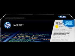 טונר לייזר HP CB542A צהוב 1400 דף