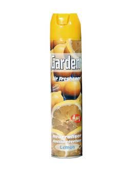 למטהר אוויר בריח לימון Garden