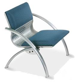 כסא המתנה מיה למשרד