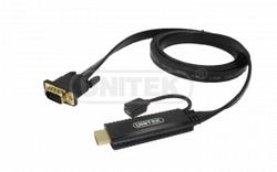 ���� ��� HDMI TO VGA ��� ���� 1.5 ���
