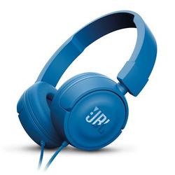 אוזניות חוטיות JBL T450 כחול