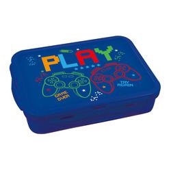 קופסת אוכל מחולקת קליפסים גיימינג 503881