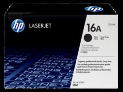 טונר לייזר HP Q7516A