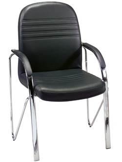 כסא משרדי אורח גזית למשרד