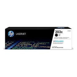 טונר לייזר HP CF540X שחור 3200 דף