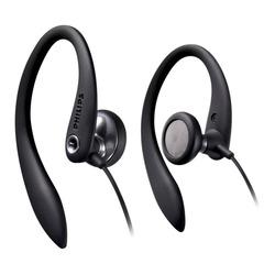 אוזניות חוטיות Philips SHS3300 פיליפס שחור