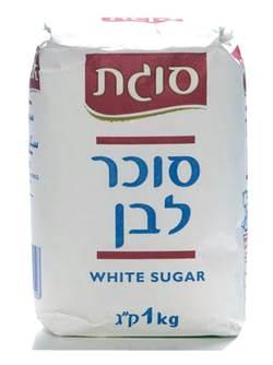 סוכר 1 ק'ג