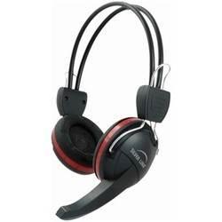 אוזניות + מיקרופון SILVERLINE HS-88V