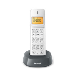 טלפון אלחוטי Philips D1401WG לבן