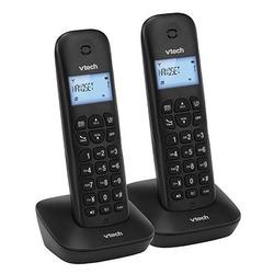טלפון אלחוטי כפול VITECH SLB-2310TW שחור