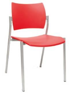 כסא משרדי אורח דרים פלסטיק למשרד