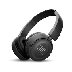אוזניות JBL T450BT Bluetooth שחור