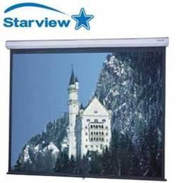 מסך הקרנה חשמלי Starview