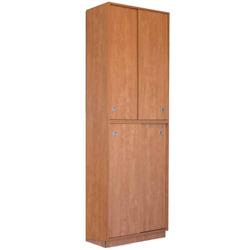 ארון 4 דלתות הזזה 2 חלקים