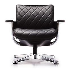 כסא מנהלים דגם NUVEM ללא משענת ראש