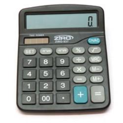 מחשבון שולחני ZIRO BT837-12