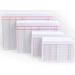כרטיסיות קונטו 3 טורים להנהלת חשבונות