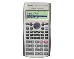 מחשב פננסי CASIO FC-100