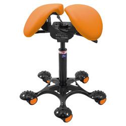 כיסא אוכף ארגונומי מתכוונן Multiadjuster - תוצרת SALLI