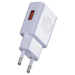 מטען שנאי USB BASELINE 3A