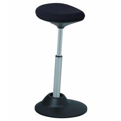 כסא עמידה ישיבה ארגונומי YOYO שחור- תוצרת CASIII