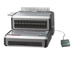 מכשיר כריכה ספירלה חשמלית QUPA D160