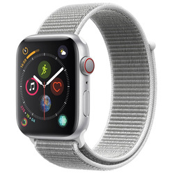 שעון Apple Watch Series 4 GPS, 44mm