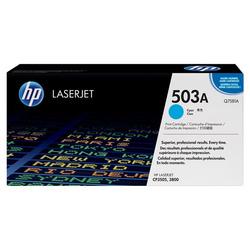 טונר לייזר HP Q7581A כחול