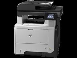 מדפסת לייזר HP LaserJet Pro M521dw