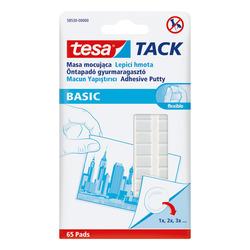 דבק פלסטלינה 65 קוביות TESA 58530
